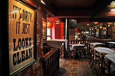 Quirky restaurant in #Berlin - White Trash Fast Food. via @Oh-Berlin .com #GowithOh