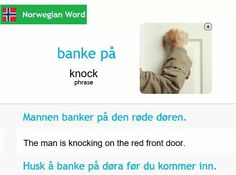 Norwegian Words, Norway Language, Proverbs Quotes, Grammar, Vocabulary, Learning, Languages, Studying, Teaching