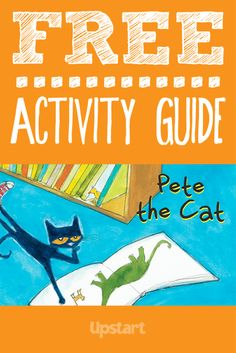 Read in the Kitty Corner, play games with buttons and shoes and have everyone draw their own cat!
