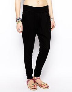 Harem Trouser Black