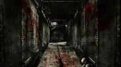scary google hallway horror creepy backgrounds wallpapers dark halloween friends