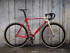 b60611bb75c Cinelli Vigorelli RedHook Prize Bike on velospace, the place for bikes