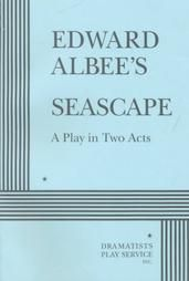 Seascape by Edward Albee  Edward Albee, 11th Annual Inge Festival honoree