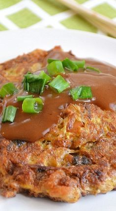 Best Quick shrimp egg foo young carb count from the food and nutrition experts Vegetable Egg Foo Young Recipe, Egg Fu Young Recipe, Homemade Egg Foo Young Recipe, Chicken Egg Foo Young Recipe, Low Carb Egg Foo Young Recipe, Easy Chinese Recipes, Asian Recipes, Ethnic Recipes, Oriental Recipes