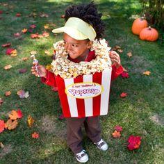 Popcorn+Costume