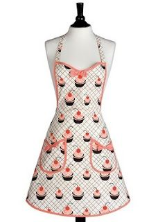 Charlotte York's Jessica Steele Cupcake Apron from Sex and the City 2