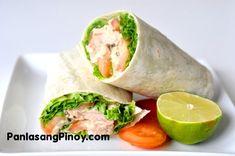 Tuna Salad Wrap Recipe on Yummly