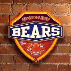 Chicago Bears Motorcycle Wheel Spinner