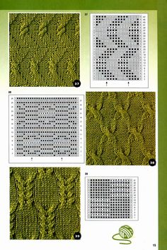 Big Pufana creazioni: maglia a due aghi