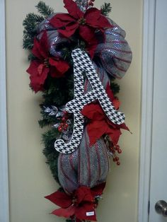 In love with this door swag! From Fancy Me! In scottsboro Alabama!