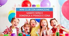 Mini club con assistente!