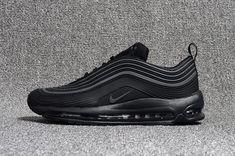 c5ff4ca592345 Cheap Nike Air Max 97.3 KPU Mens shoes All  Black  Max97  WhatsApp 8613328373859