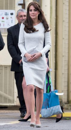 Kate Middleton's Most Memorable Outfits Ever! - September 25, 2015 - from InStyle.com