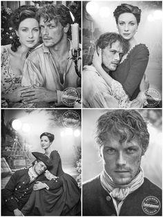 Outlander News, Outlander Season 4, Outlander Casting, Outlander Tv Series, Sam Heughan Outlander, Claire Fraser, Jamie And Claire, Jamie Fraser, Fraser Clan