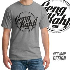 Tee Geng Kahfi Limited Edition. Only for MYR40. Grab it NOW!