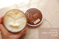 Crema de cacao Natura www.gloss-boudoir.com