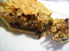 Kentucky Derby Chocolate Chip Walnut Pie