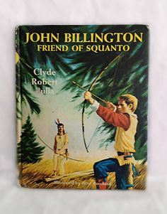 John Billington Friend of Squanto by Clyde by Rubyapplevintage, $8.00