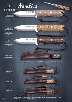 cuchillos tacticos y caza cuchillos monte - BS9 NORDICO - Joker - Cuchilleria Albacete