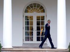 Former President Barack Obama's spokesman, Kevin Lewis, tweeted a photo on Friday of Obama...