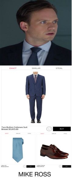 Steal Mike Ross's style from Suits USA, by clicking the link below Suits Usa, Gq, Mens Fashion, Link, Inspiration, Style, Man Fashion, Biblical Inspiration, Moda Masculina