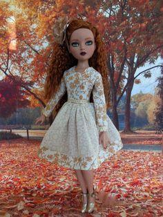 OUTFIT OOAK ELLOWYNE WILDE AND FRIENDS dress, headband, robe, bandeau cheveux | eBay