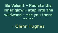 Glenn Hughes @glenn_hughes ~ December 5th, 2012