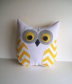 Owl + Chevron = Adorable