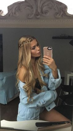 Sexy Outfits, Summer Outfits, Fashion Jackson, Loren Gray, Hot Selfies, Teen Models, Bad Girl Aesthetic, Girl Photography, Hair Goals