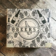 A timely delivery from @beer52hq. Happy Friday everyone. #Friday #beers #cratfbeer by handsome_frank