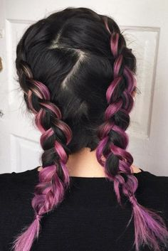 French Braids for Short Hair picture 1