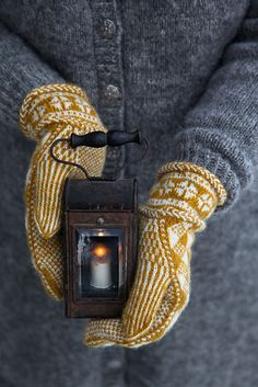 Ravelry: Shine mittens pattern by Pia Kammeborn