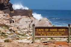 Cape of Good Hope  Table Mountain National Park