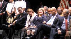 Melissa Mark Viverito's Historic Inauguration