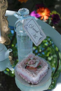 Alice in Wonderland, Mad Tea Party Birthday Party Ideas | Photo 20 of 53