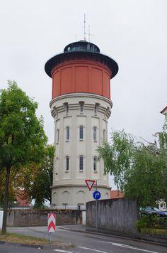 Pirmasens, Wasserturm auf dem Sommerwald