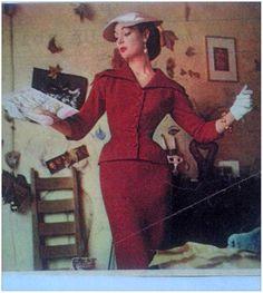 Ferdinandi Haute Couture - Ivy Nicholson
