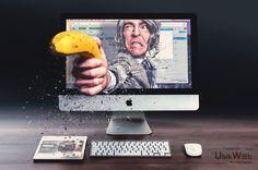 Web Agency - Digital Art - Graphic Design - Web Design - Photomanipulation