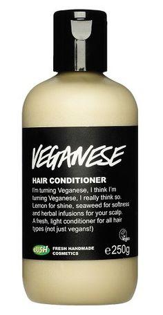 Veganese: God I håret, men ikke så bra mot floker.