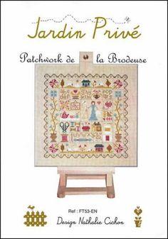 Patchwork de la Brodeuse - Cross Stitch Pattern