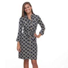 Elizabeth Mckay wrap dress