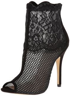 Chinese Laundry Women's Jeopardy Mesh Bootie *** Learn more by visiting the image link.