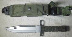 Phrobis III Buck Gen 4 Fighting Knife M9 USGI Military Very Nice Shape   eBay
