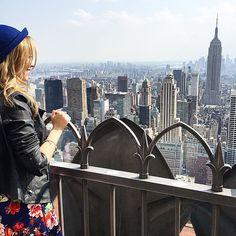 Gravei  um vlog mostrando vários lugares incriveis que amei em NY, quer acompanhar?? Vem comigo: www.youtube.com/c/tacielealcoleaa
