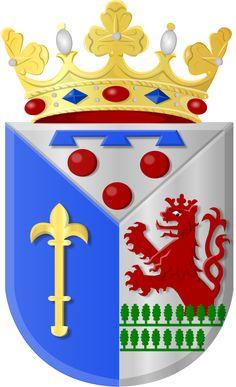 Municipality of Landgraaf (24.66Km²) Netherlands, Province: Limburg #Landgraaf #Limburg #Netherlands (L21139)