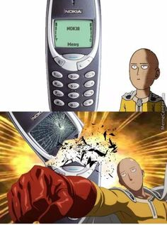 One Punch Man | Saitama | Anime | Meme | Sailormeowmeow