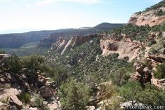 Coke Ovens: trail description, photos, GPS map, and directions for this hike to a rock formation on the wall of Monument Canyon in Colorado National Monument Colorado National Monument, Round Trip, Ovens, Coke, Wilderness, Grand Canyon, Trail, Hiking, Vacation