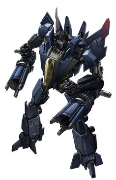 Transformers Generations Box Art: Fall of Cybertron Thundercracker