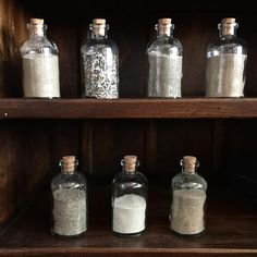 We've been collecting sand from every beach we've gone to for the past year and thanks to these bottles from @saveoncrafts we can now display them! #summeradventures #blessed #taco2016 #makingmemories #saveoncrafts