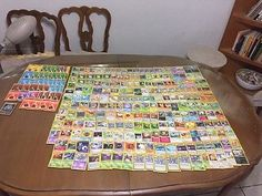 #pokemon LOT OF 263 POKEMON CARDS (SOME HOLOGRAPHICS, FOILS AND RARES) please retweet